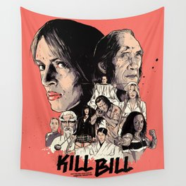 Kill Bill Wall Tapestry