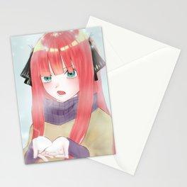 Nino Nakano Stationery Cards