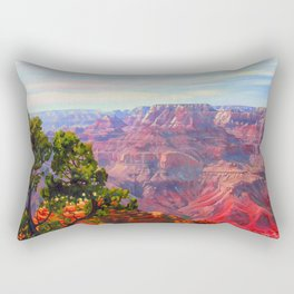 Grand Canyon Grandview Rectangular Pillow