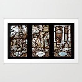 Chantilly Castle Art Print