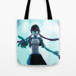 Dark Arc Tote Bag