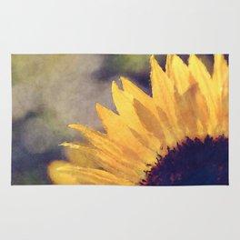 Another sunflower - Flower Flowers Summer Rug