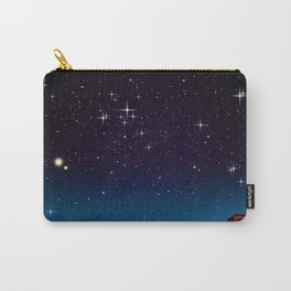 Where do we look for us. Carry-All Pouch