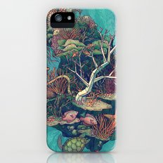 Coral Communities iPhone (5, 5s) Slim Case