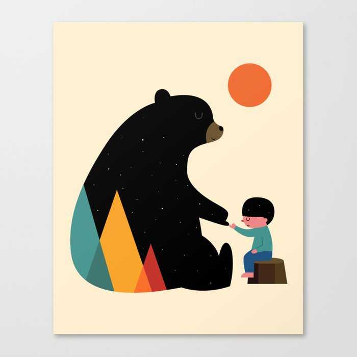 Promise Canvas Print