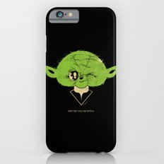 StarWars May the Force be with you (green vers.) iPhone 6s Slim Case