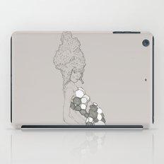 Japanese Couture Fashion Illustration iPad Case