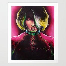 Blight Art Print
