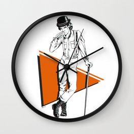 Alexander DeLarge. Wall Clock