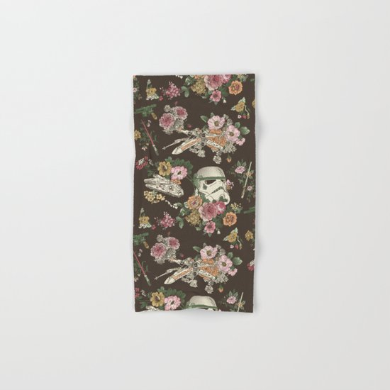 Botanic Wars Hand & Bath Towel