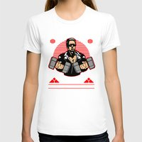 gym T-shirts featuring Skynet Gym by Buby87