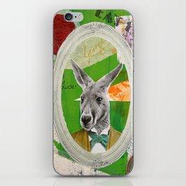 Giles 'Jocko' Keyton iPhone Skin