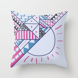 SRING FEST Throw Pillow