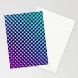 80's grade purple Stationery Cards