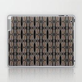 Pine Bark Pattern by Debra Cortese Design Laptop & iPad Skin