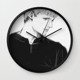 BBC Merlin: In Spite of Everything, the Stars (Arthur) Wall Clock