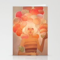 loish Stationery Cards featuring Glow by loish
