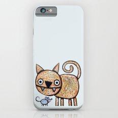 Secret meeting iPhone 6 Slim Case