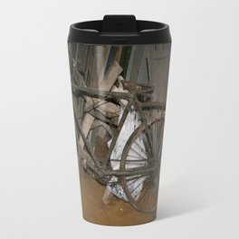 vecchia bici Travel Mug