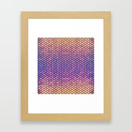 Chinese Scales Fantastic Creature Framed Art Print