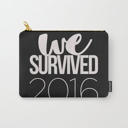 WE SURVIVED 2016 Carry-All Pouch