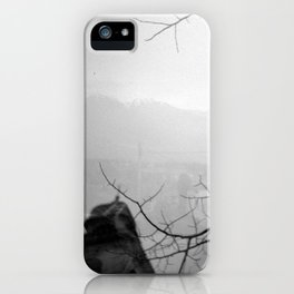 hiddenplaces_tower iPhone Case