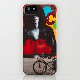 East Village XI iPhone Case