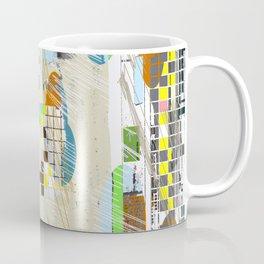 Grid Alignment Coffee Mug