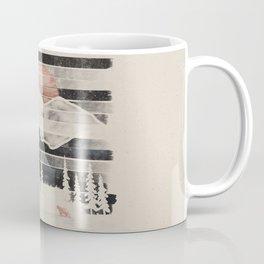 Mountain Lion at Midnight... Coffee Mug