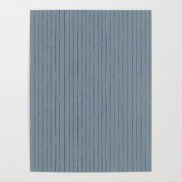 William Johnson: Stripe Poster