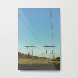 To Sustain Pt. 1 Metal Print