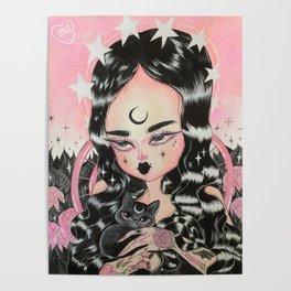LADY NERA Poster
