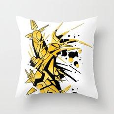 Kuma Throw Pillow