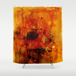 Italian intermezzo Shower Curtain