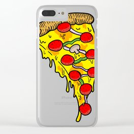 The Pizzarot Clear iPhone Case