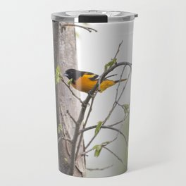 Baltimore Oriole 1 Travel Mug