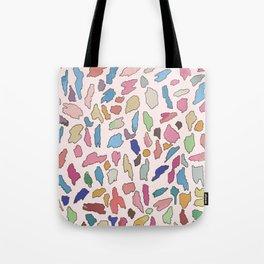 Colorform Tote Bag