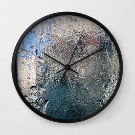 Urban Abstract 103 Wall Clock