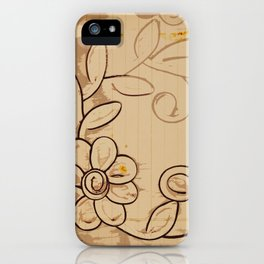 Allons-y iPhone Case