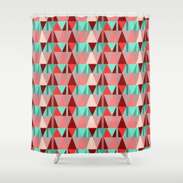 Little pine 3 Shower Curtain