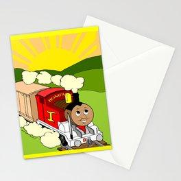 Bonifacio The Train Stationery Cards