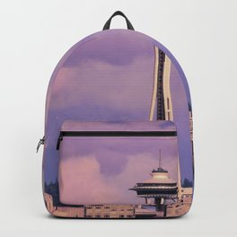 Seattle Space_Needle Backpack