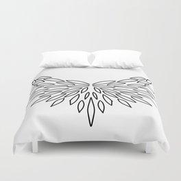 Angel wings Duvet Cover