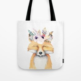 Forest Fox by Nature Magick Tote Bag