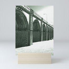Bridge in Ribeira Grande Mini Art Print