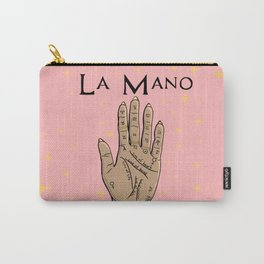 Palmistry Carry-All Pouch