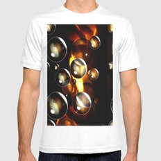 Well If You Can't Beat em........Join em!! Mens Fitted Tee White MEDIUM