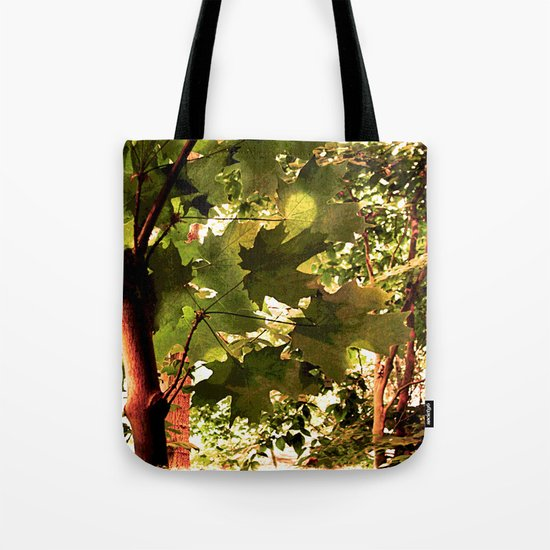 Maple Tote Bag