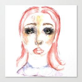 CLOWNISH. Canvas Print