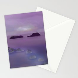 Toward the Offshore Islands Stationery Cards